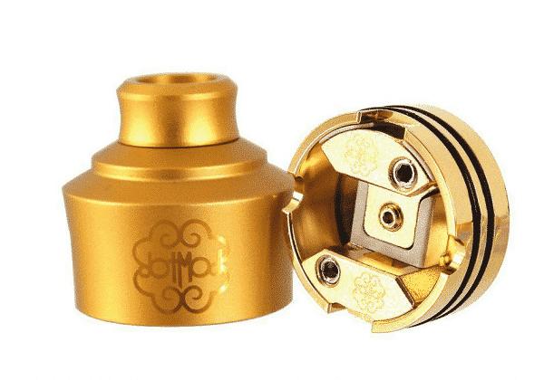 RDA DotRDA Single Coil - DotMod Gold tienda de vapeo online