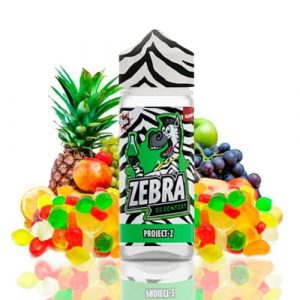 Scientist Project Z 50ml - Zebra Juice - 50 ml TPD Tienda de vapeo online