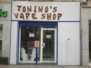 Tonino´s Vape Shop
