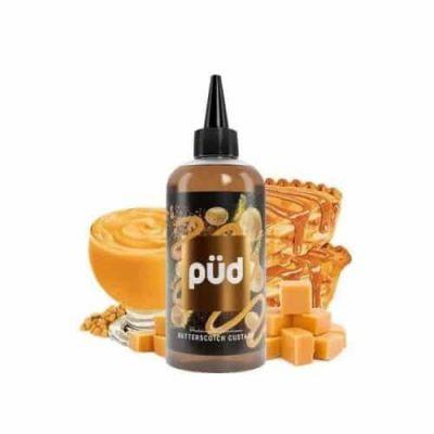 Butterscotch Custard Pud Joes Juice