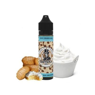 Yogurt Cinnamon Cookie