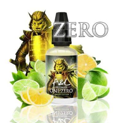 50158 1573 A Amp L Ultimate Aroma Oni Zero Green Edition 30ml