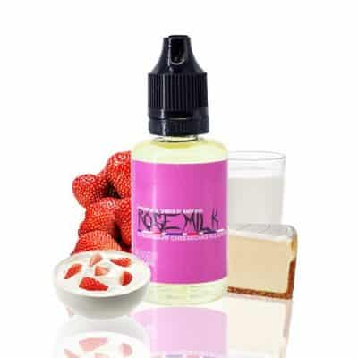 50497 6605 Diy Or Die Aroma By Chefs Flavours Rose Milk 30ml
