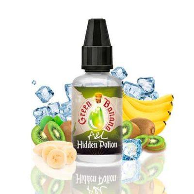 50792 449 A Amp L Aroma Hidden Potion Green Banana 30ml