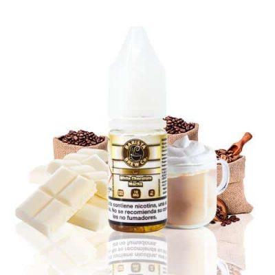 50809 4593 Barista Brew Co Salts White Chocolate Mocha 10ml