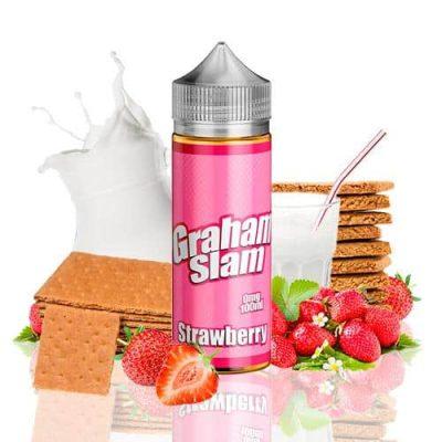50731 738 The Mamasan Graham Slam Strawberry 100ml Shortfill