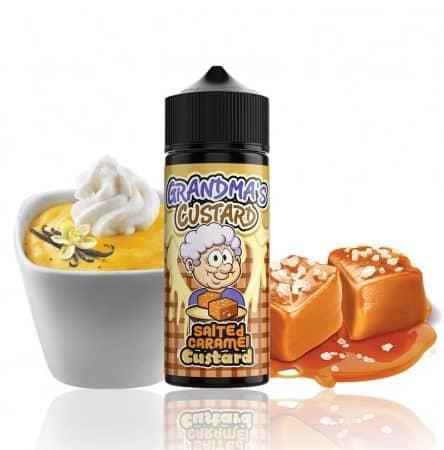 gc grannies custard salted caramel custard 100ml e1633604328627